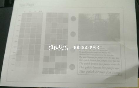 龙虎国际AD289s打印效果淡效果图-广东龙虎国际